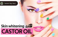 Skin Whitening with Castor Oil