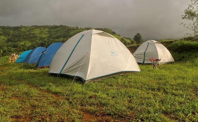 Camping Destinations in Maharashtra