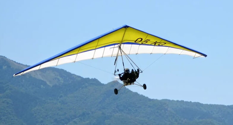 Microlight Flying in City Bangalore