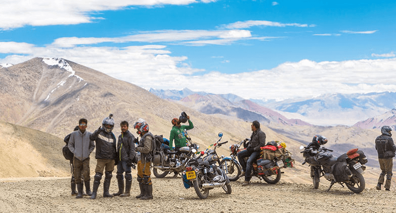 Best Destinations for Bike Trip In India - Feel The Thrill On Roads