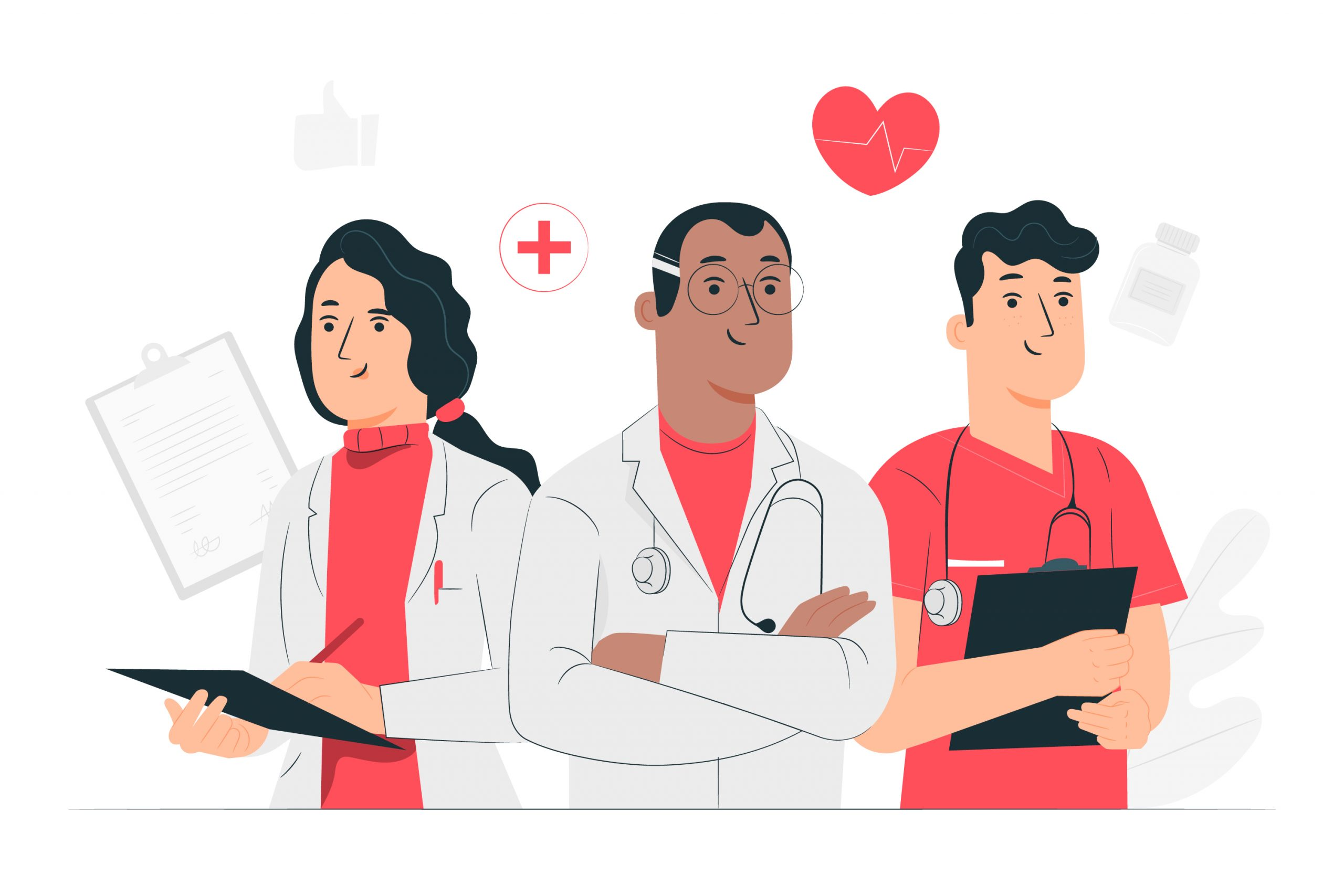 6 Best Reasons to Adopt a Hospital Management System