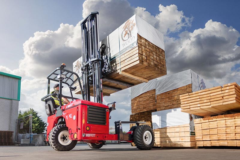 Taking Care of Used Moffett Forklift During Coronavirus Pandemic
