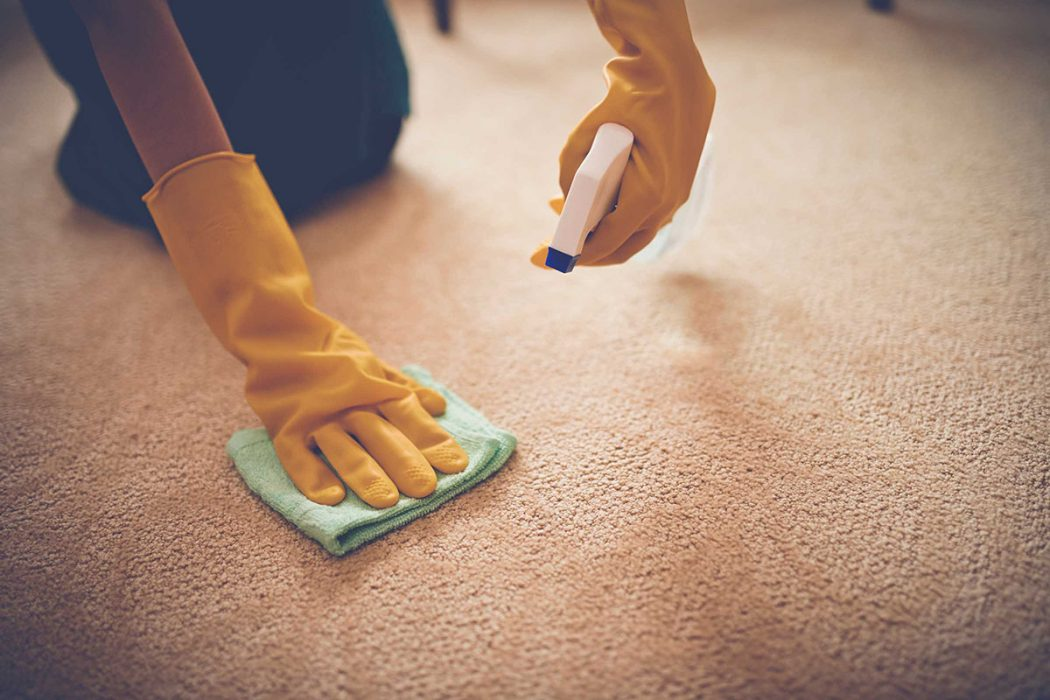 6 Best Methods To Remove Nail Polish Stain From The Carpets