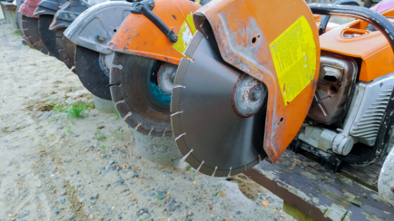 An Overview About The Types Of Concrete Cutting Services