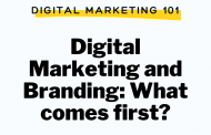 Digital Marketing and Branding: What Comes First?