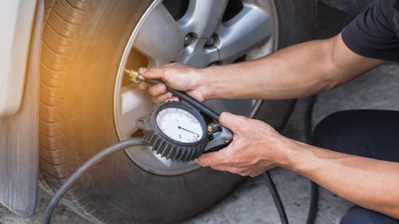Types Of Dangers Involved In Driving Under Inflated Tyres