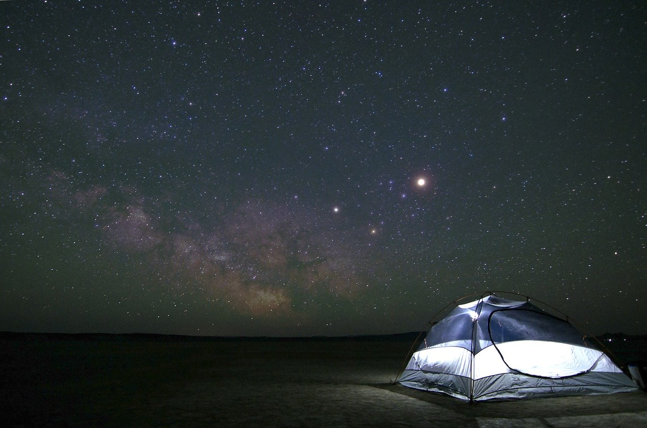 Camping Tips Rules for Sleeping Outdoors