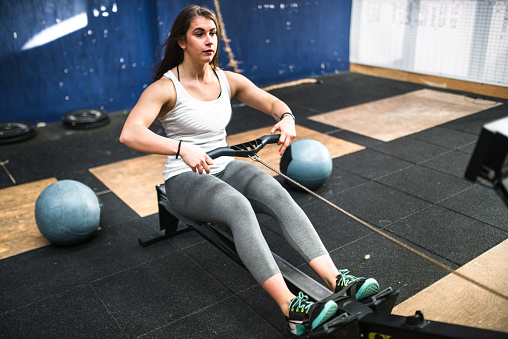 Benefits of Rowing Machines VS Other Cardio Machines