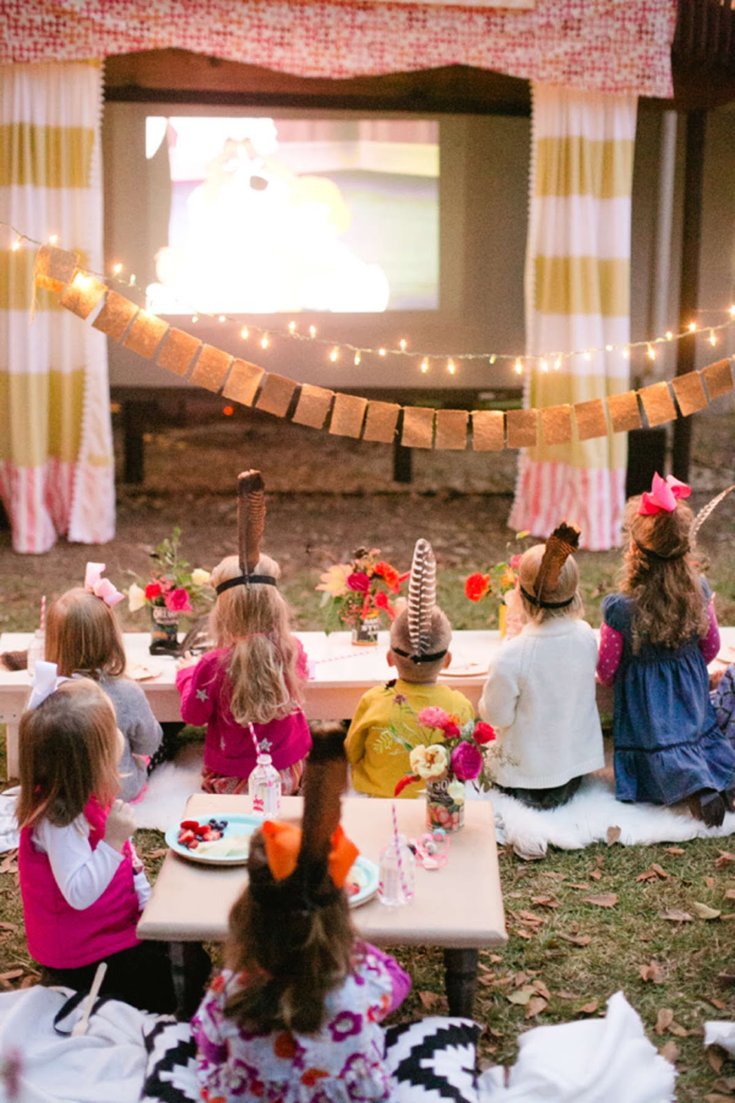9 Best Backyard Decorating Ideas for Kids Parties