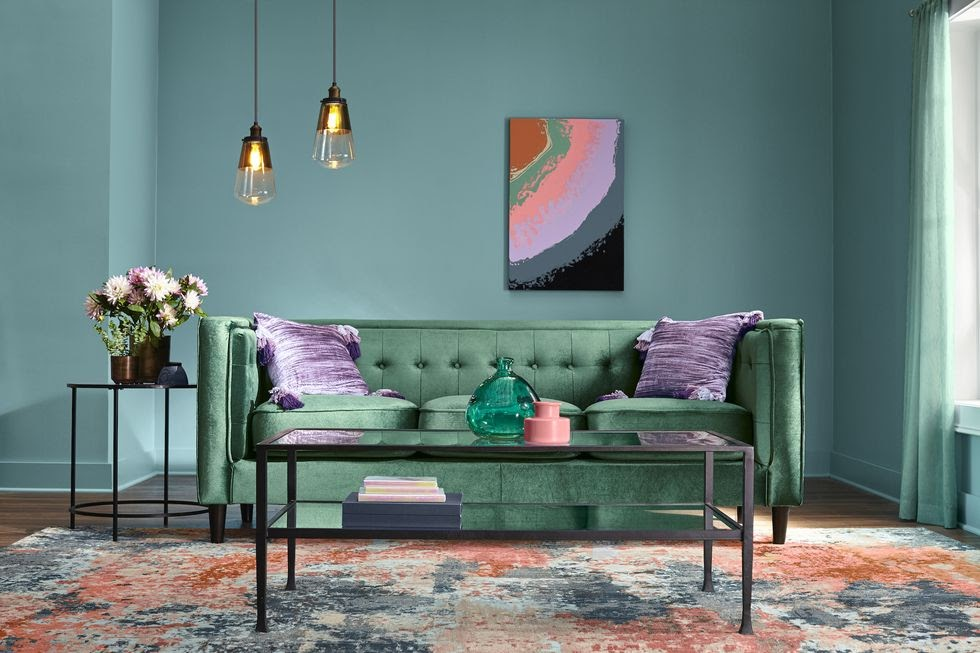 10 Best Summer Color Trends for your Home