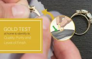 Gold Test at Home to identify its Quality, Purity, and Level of Finish