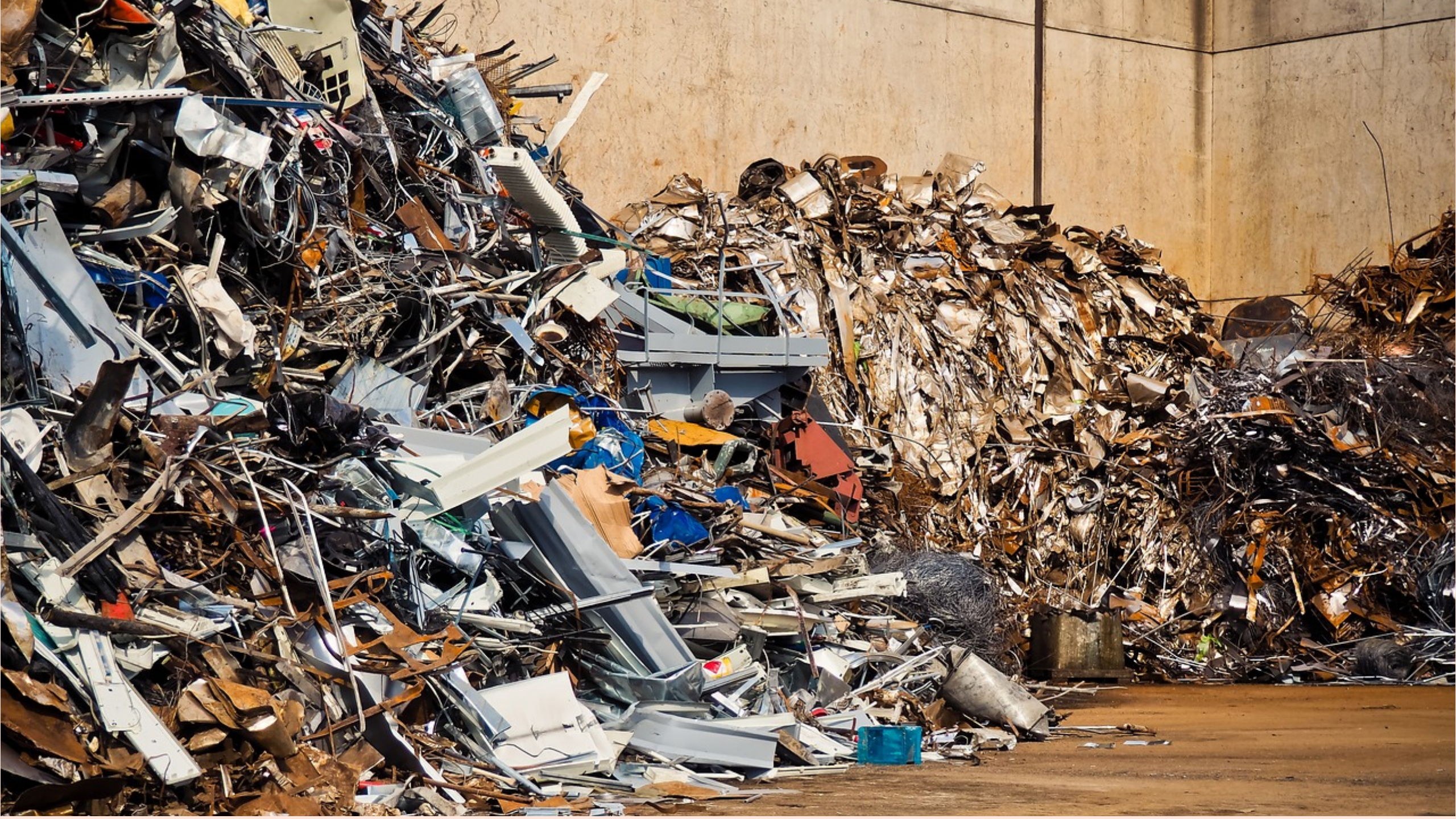 An Overview About Scrap Metal Types