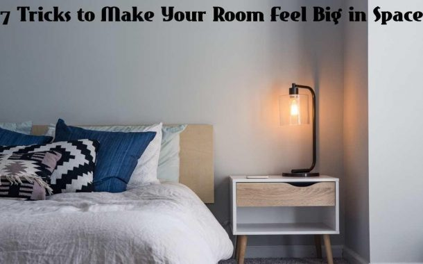 7 Tricks to Make Your Bedroom Feel Big in Space