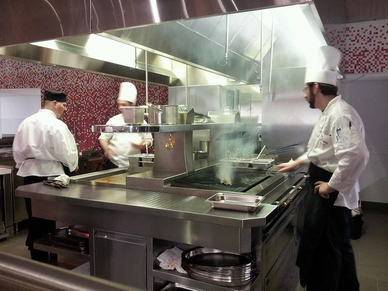 Heavy-duty Kitchen Equipment for the Transformation of Commercial Kitchens