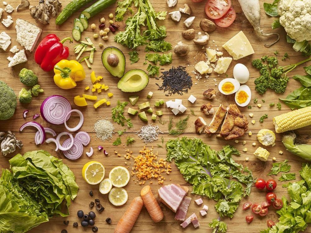 Keto-friendly foods