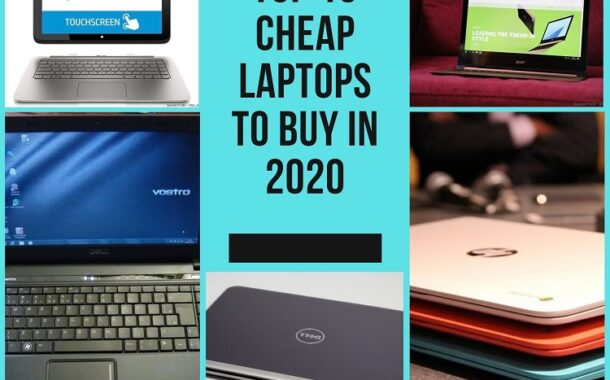 Top 10 Cheap Laptops to Buy in 2020